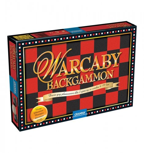 WARCABY I BACKGAMMON